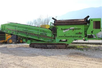 SUPERSCREENER NEUENHAUSER