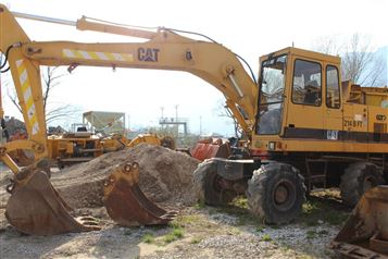 CAT214BFT CATERPILLAR